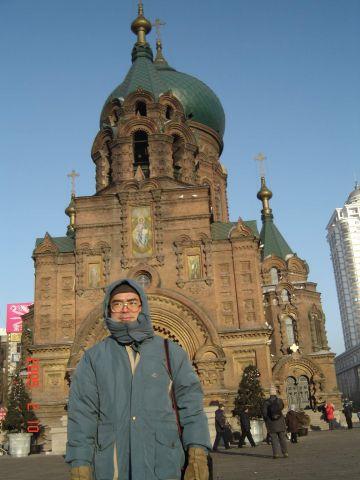 北京、哈爾濱遊記