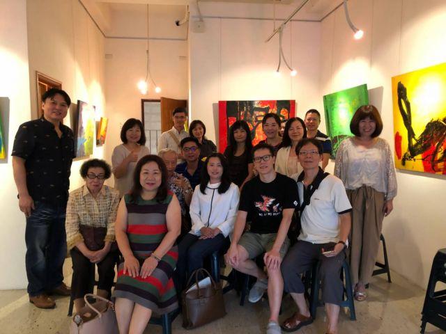 藝術博士吳日勤 - 藝術美學與空間投資講座