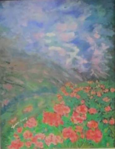 琳藝術經營與油畫創作及教學