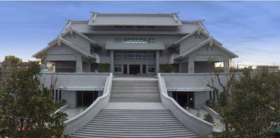 慈濟台中清水靜思堂新建工程