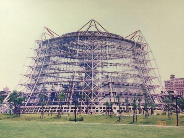 植物公園遊客中心第三期工程